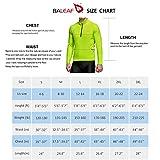 BALEAF Men's Thermal Fleece Bike Jersey Cycling