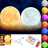 Global-store 3D Moon Lamp Baby Night Light Remote - Best Reviews Guide