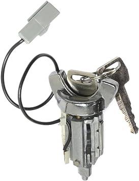 Thunderbird Continental 1997 Ignition Key Switch Lock Cylinder Tumbler 2 Keys