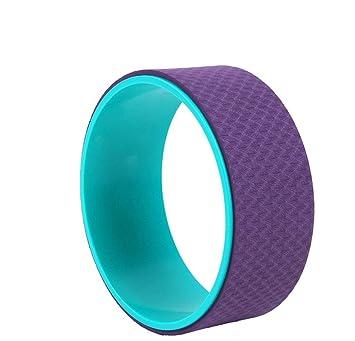 LY-01 Rueda de Yoga Dharma Yoga Wheel Prop para Estirar ...