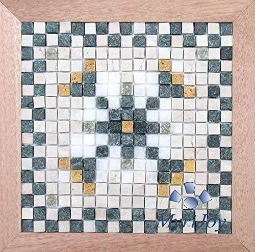 Kit d\'artisanat de la mosaïque DIY pour adultes Fleur Géométrique ...