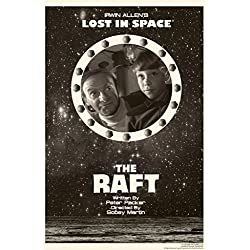 Lost In Space The Raft by Juan Ortiz Art Print Poster 12x18