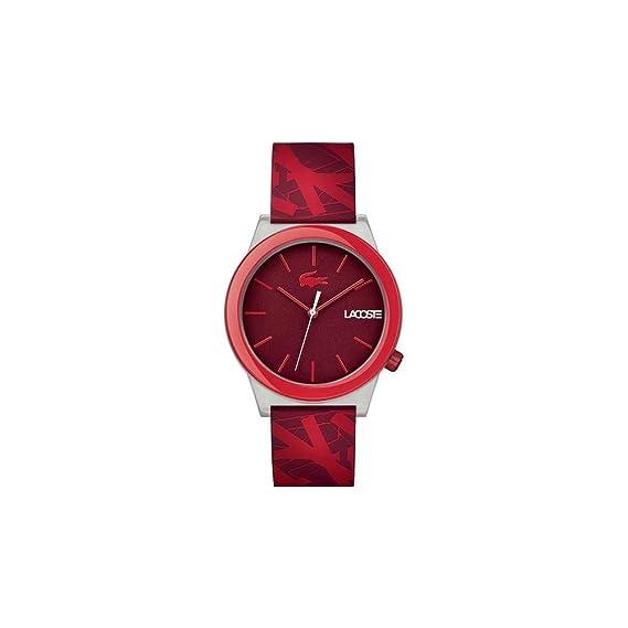 Lacoste 2010933 Reloj de Pulsera para Hombre