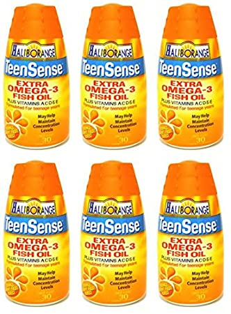 (6 PACK) - Haliborange - Teensense | 30s | 6 PACK BUNDLE