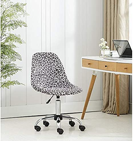 Amazon Com Sardina Cheetah Task Chair Kitchen Dining