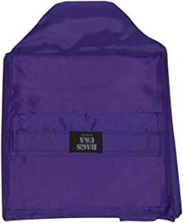 product image for Sweater Racks Holds 12 Sweaters or Hats or Bags,six Shelf Made in U.s.a.Industrial Nylon. (Purple)