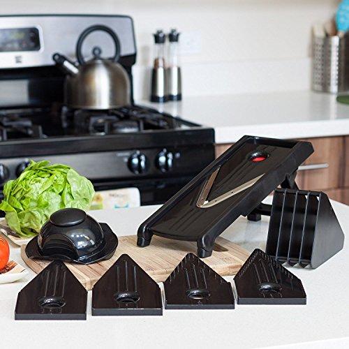 Ambigoal Professional Mandoline Vegetable Stainless product image