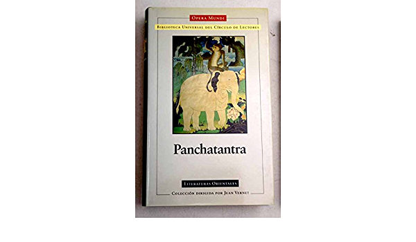 PANCHATANTRA: Amazon.es: Anonimo: Libros