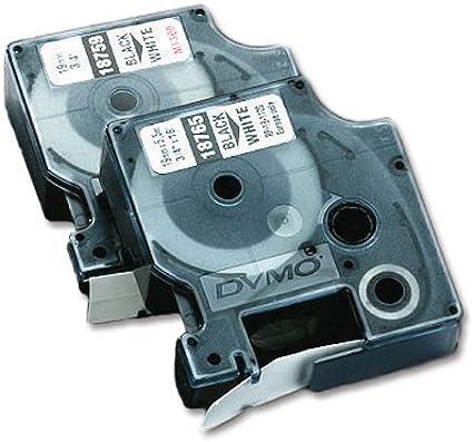 DYMO 12mm RHINO Permanent Polyester cinta para impresora de ...