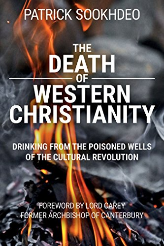 Image of The Death of Western Christianity: Drinking from the Poisoned Wells of the Cultural Revolution