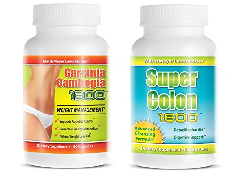 Garcinia Cambogia Super Colon Cleanse product image