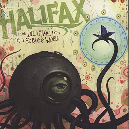 Our Revolution (Album Version) (Halifax The Inevitability Of A Strange World)