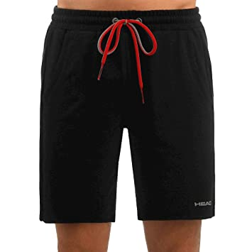 Head Bermudas Club Jacob Negro: Amazon.es: Deportes y aire libre