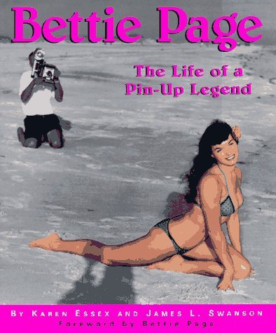 Bettie Page Pin Ups - 6