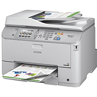Epson WP5620 Wireless Color Printer with Scanner, Copier and Fax