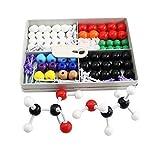 Mererke General And Organic Chemistry 186-Piece Molecular Model Student Set (75 Atom Parts CMM-X7961)