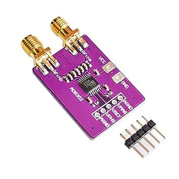 tebuyus ad8302 logarítmica amplificador lineal de banda ancha de banda ancha multiplicador detector de fase memoria