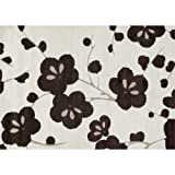 expresso rug - Loloi Rugs, Enchant Collection - Ivory / Expresso Area Rug, 7'-7