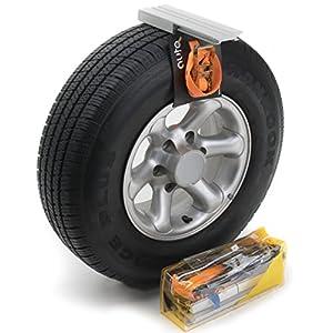Chaînes antidérapantes pour pneus de SUV, véhicules utilitaires légers, véhicules 4×4. Remplacent les chaînes neige sur…