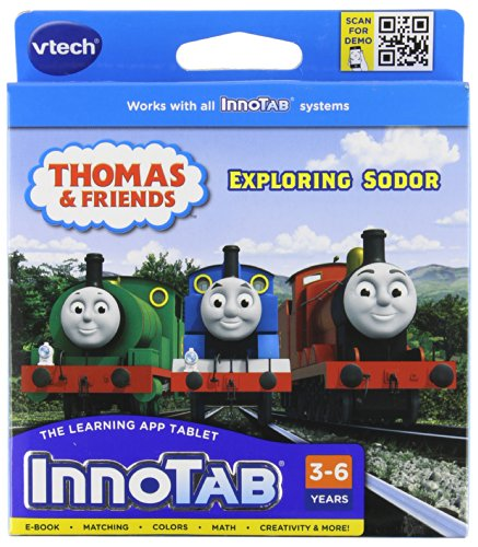 VTech InnoTab Software - Thomas & Friends