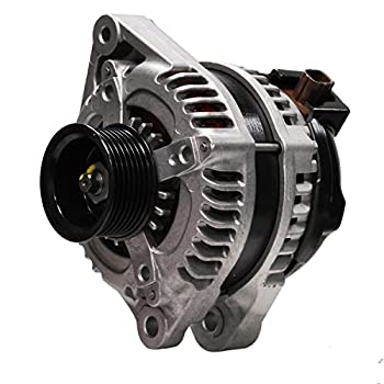Image of ACDelco 334-2947A Professional Alternator, Remanufactured Alternators
