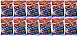 sweet spicy sunflower seeds - DAVID Sunflower Seeds Jumbo Sweet and Salty - Bag 5.25 oz each (12 Pack)