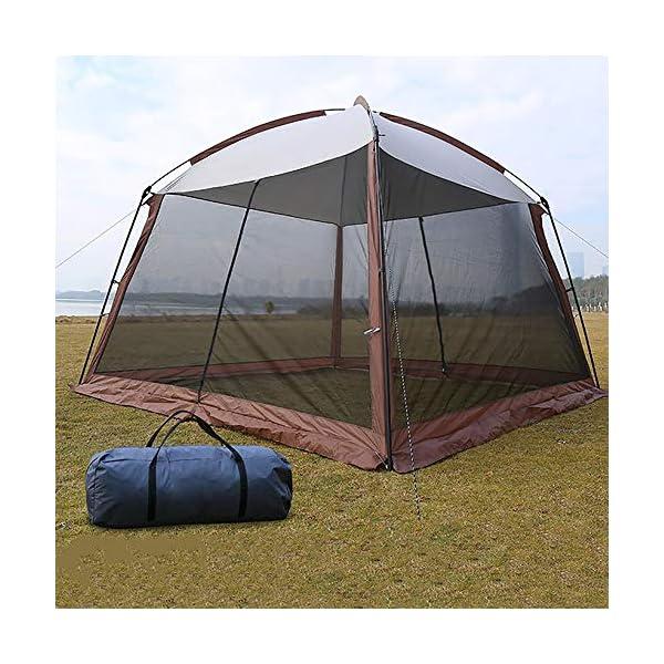 LOY 5-8 Tenda per i Popoli della Famiglia con Migliore Ventilazione e Anti-zanzara, Impermeabile e UPF 50+ di Gazebo da… 1 spesavip