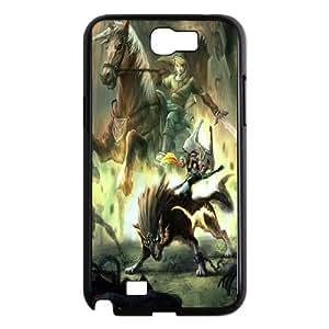Samsung Galaxy Note 2 N7100 Phone Case The Legend of Zelda GKJ3771