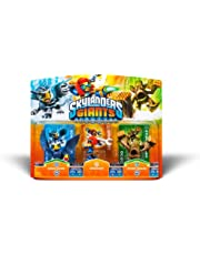 Activision Skylanders Giants Triple Pack #3: Sonic Boom, Sprocket, Stump Smash