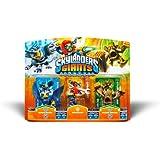 Activision Skylanders Giants 3 Pack Sonic Boom Sprocket Stump Smash