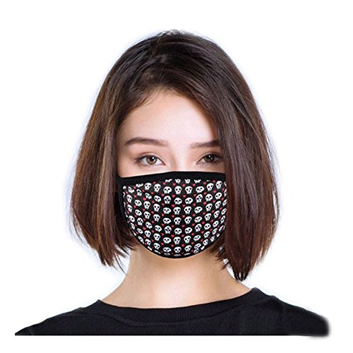 Ayygift-1pcs-Womens-Mouth-Muffle-Pure-Cotton-Anti-Fog-Haze-Face-Mask-f
