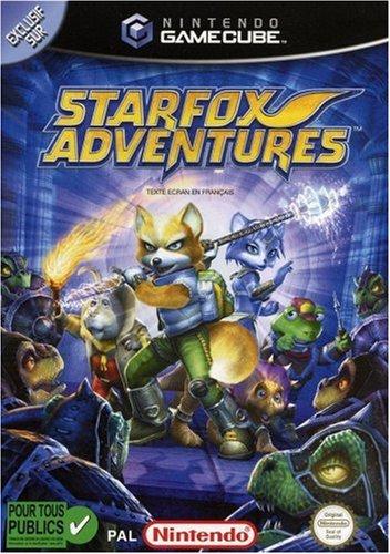 (Starfox Adventures)