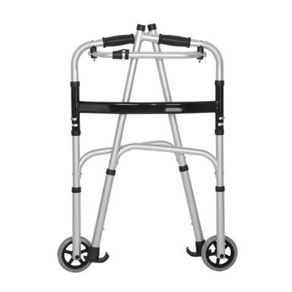 HJW Andador Plegable Ayuda para Caminar con la Ayuda Del Brazo de ...