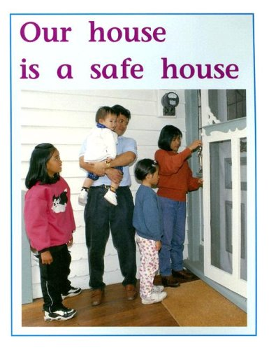 Rigby PM Plus: Individual Student Edition Blue (Levels 9-11) Our House Is a Safe House PDF