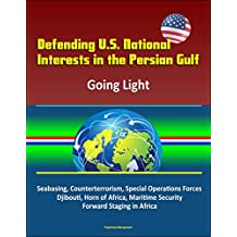 Defending U.S. National Interests in the Persian Gulf: Going Light - Seabasing, Counterterrorism, Special Operations Forces, Djibouti, Horn of Africa, Maritime Security, Forward Staging in Africa