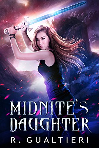 Cosmic Girl Games (Midnite's Daughter (Midnight Girl Book)