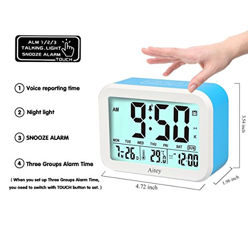 Top 10 Best Alarm Clocks That Make You Get Up Best Of