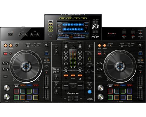 Pioneer DJ XDJ-RX2 Professional DJ - Equipment Video Dj