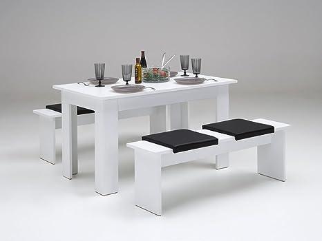 Panca E Tavolo Da Cucina : Gruppo tavolo con panca e morsetto cuscino tavolo da pranzo