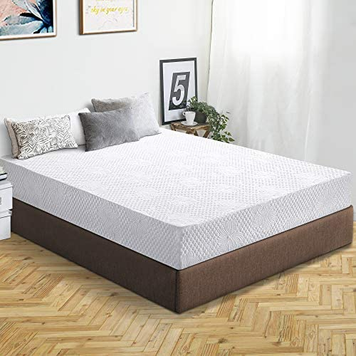 Olee Sleep 6 Inch Ventilated Multi Layered Memory Foam Mattress