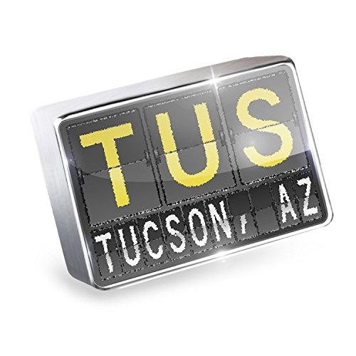 Floating Charm TUS Airport Code for Tucson, AZ Fits Glass Lockets, - Tucson Az Glasses