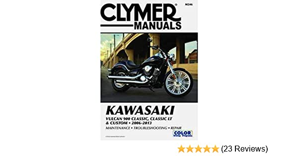 kawasaki vn900 vulcan 900 classic service manual 2006 2010