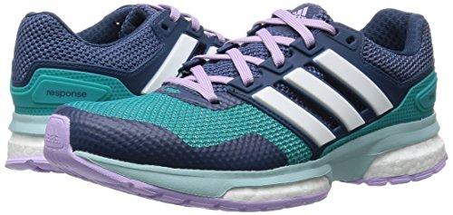 Chaussure De Ftwbla verimp Course Brimor Adidas W Vert 2 Blanc Femme Response B1AqpTt