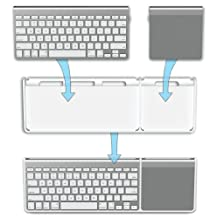 Uncaged Ergonomics Clique for the Apple Wireless Keyboard & Magic Trackpad (HDA01CLI-QUE)