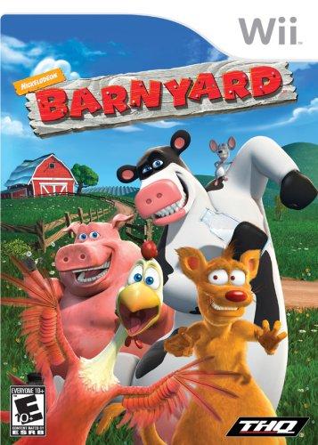 Barnyard - Barnyard Wii