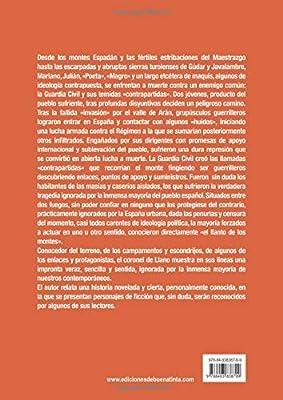 El llanto de los montes: Una novela sobre maquis, guardias civiles y la España en la que se enfrentaron a muerte: Amazon.es: Llano, Rafael: Libros