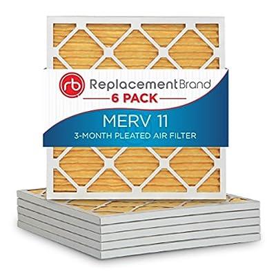 ReplacementBrand MERV 11 Air filter / Furnace Filter