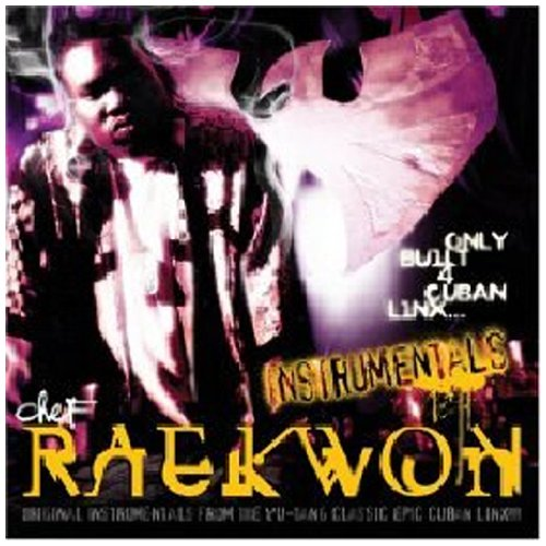 Only Built for Cuban Linx-Instrumentals