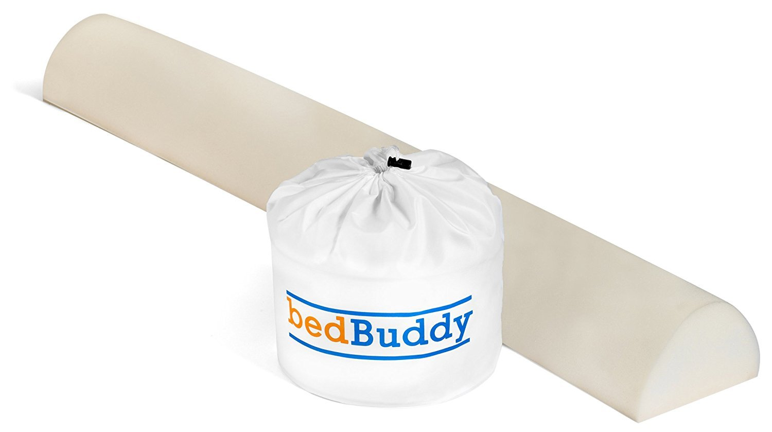 Bed Buddy Bed Rail Guard - for Toddlers, Kids and Adults Easy Install Plus Easy Carry Travel Bag. Kids Stay Put Using this Safety-Certified Foam Bed Side Bumper Mattress Pad Kensington Street