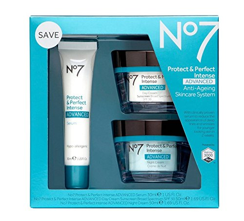 No7 Protect & Perfect Intense Advanced Skincare System by NO 7